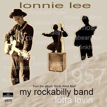 One of Lonnie's story songs from North West Mail CD
